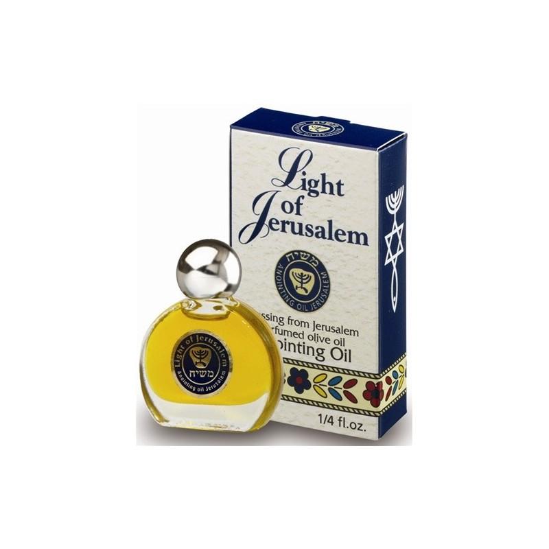 Aceite de Unción - Luz de Jerusalen 7.5ml