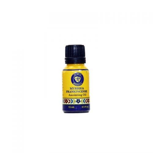 Aceite de Unción - Franquincienso y Mirra 15ml