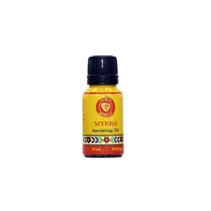 Aceite de Unción - Mirra 15ml