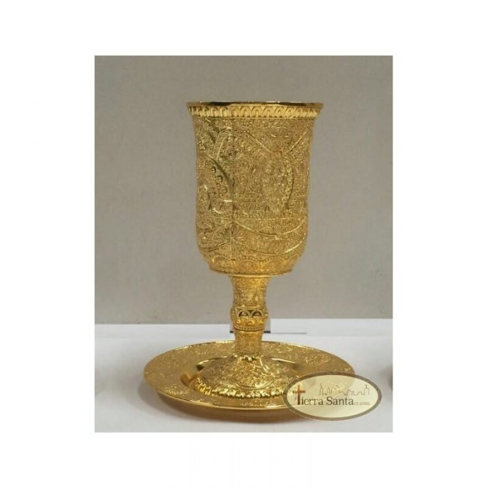 Copa de Oro Laminado - Baja